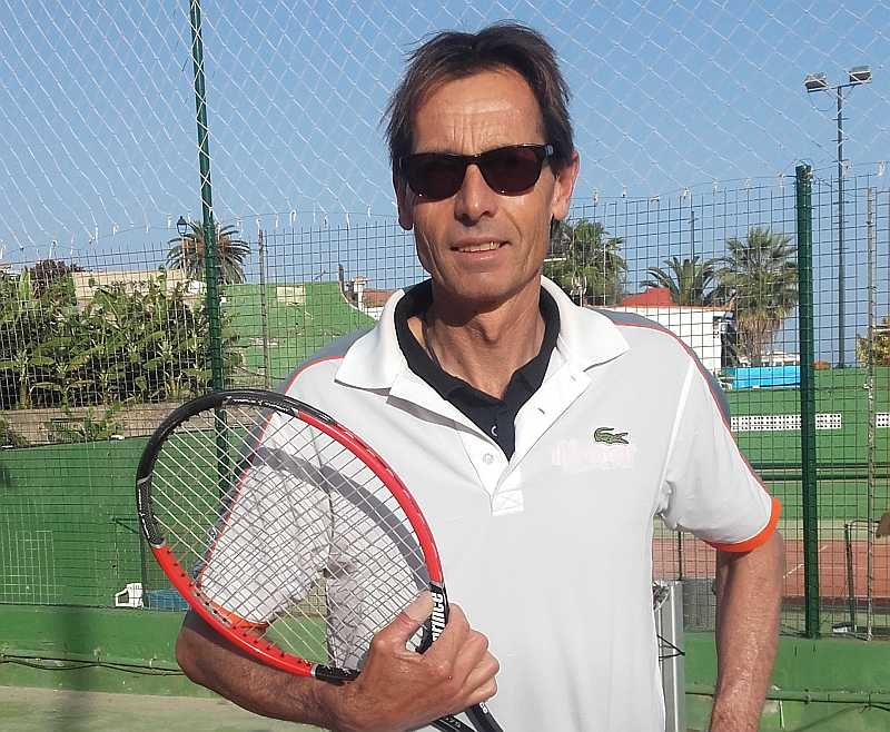 Henning Neuendorf - Tennis Trainer - Miramar Tennis Center